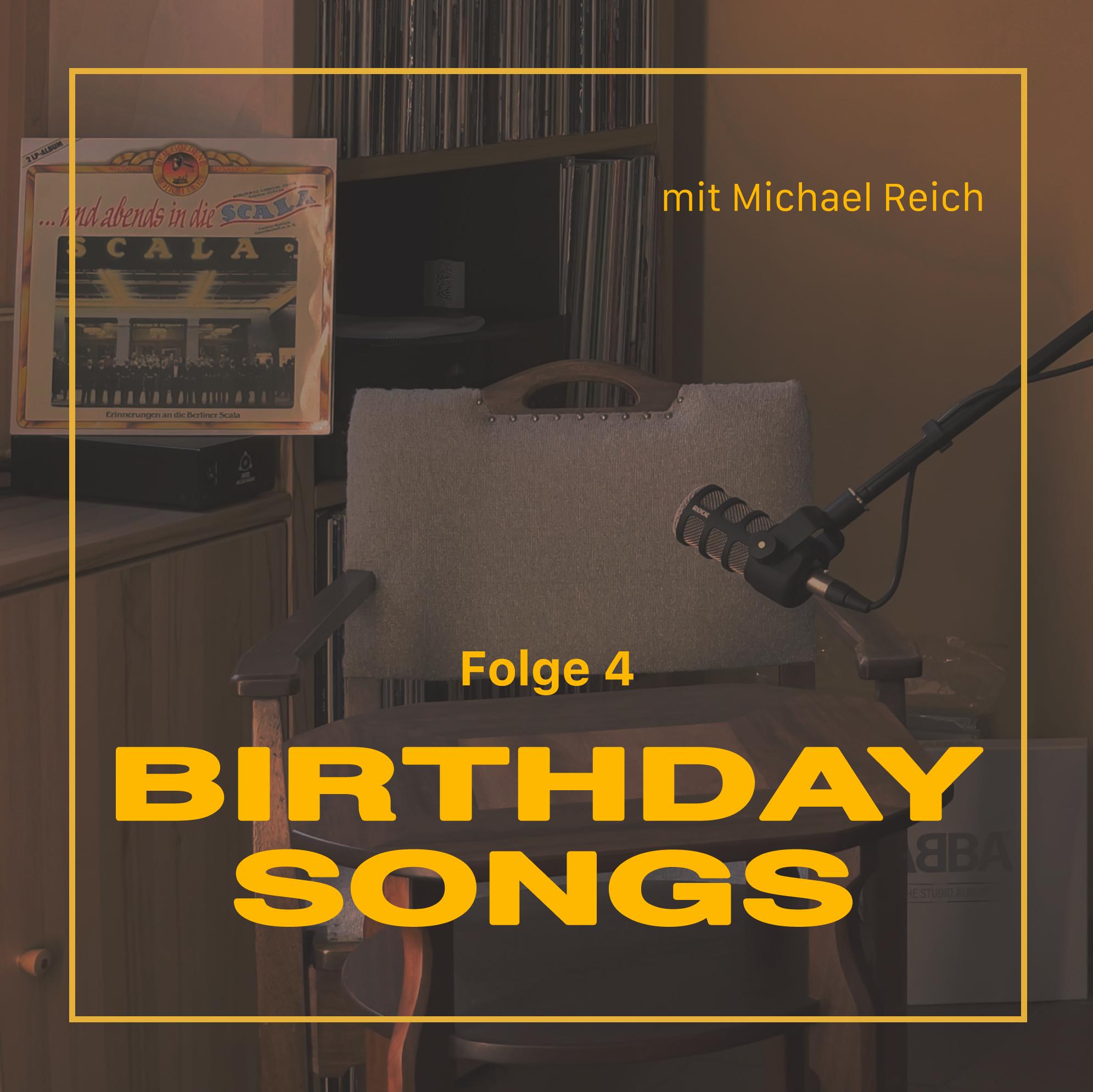 Birthday Songs Folge 4